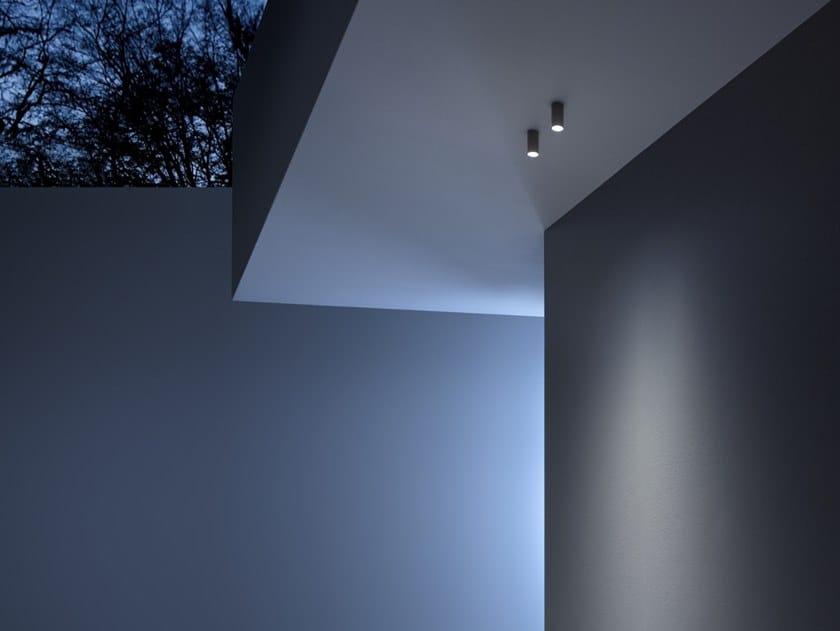 Faretto per esterno a soffitto TONO N IP40/IP55 by DGA