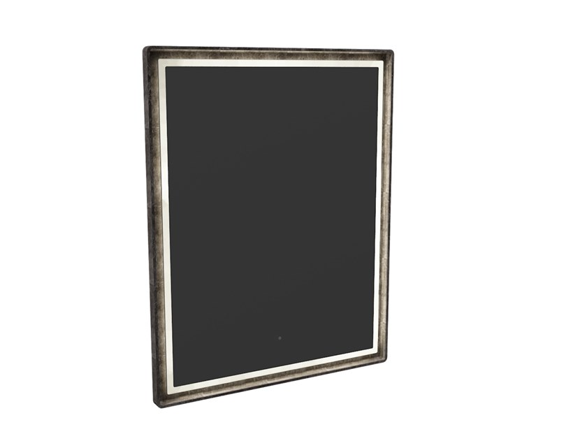 TONO | Specchio rettangolare CAPUCCINO GREY