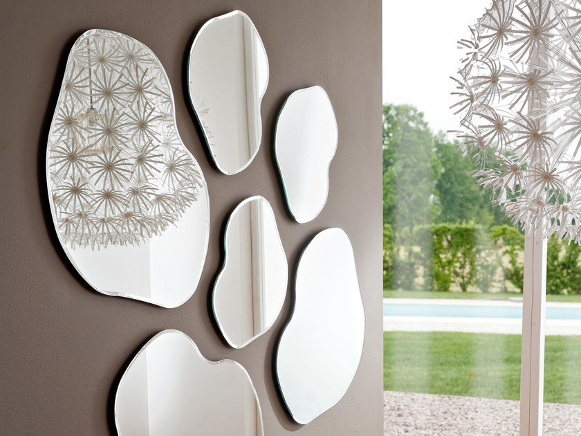 Wall-mounted mirror TONY by IDEAS Group