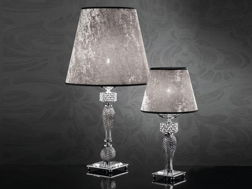 Euroluce Lg1 Swarovski® Da Comodino Cristalli Lp1 Lampadari Con Lampada Toochic xBWrdeoC