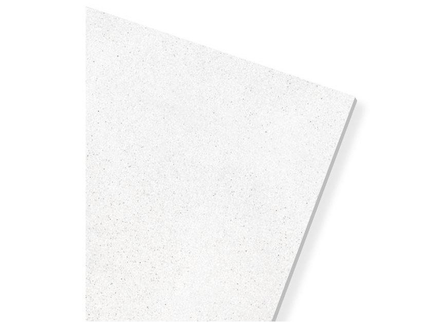 Acoustic moisture resistant ceiling panels TOPIQ® Sound by Knauf AMF