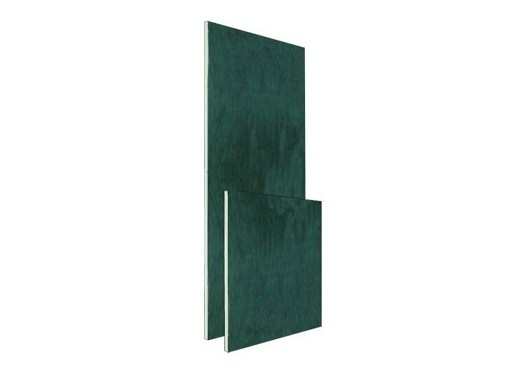 Polyester fibre thermal insulation panel TOPSILENTEco by INDEX