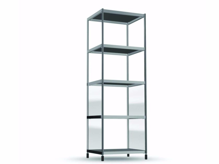 Open methacrylate bookcase TOR007 - SEC_tor007 by Alias
