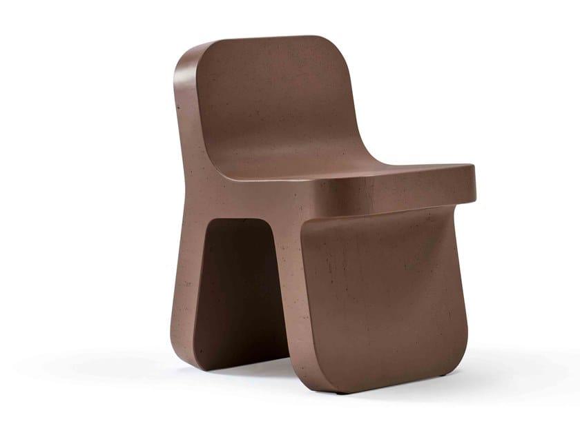 Sedia in Cimento® TORCELLO | Sedia by Cimento