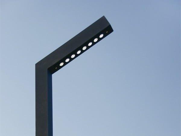 LED aluminium street lamp TORGA L by BEL-LIGHTING