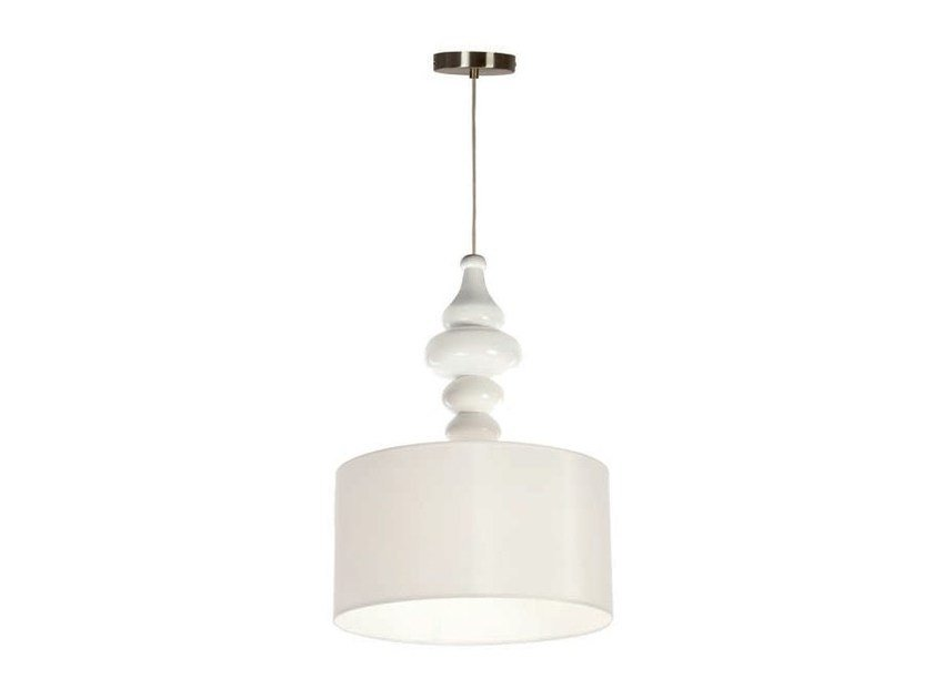 Direct light wooden pendant lamp TORNO | Pendant lamp by Aromas del Campo