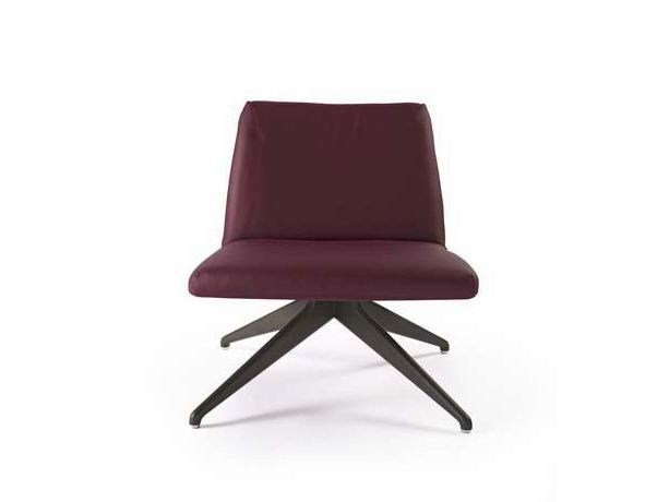Upholstered easy chair TORSO | Easy chair by Potocco