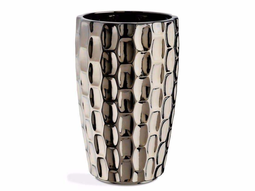 Vaso de cerâmica TORTUGA | Vaso by MARIONI