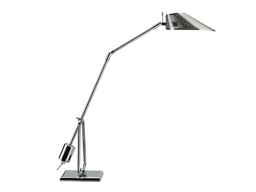 Adjustable desk lamp TOSCA/M | Desk lamp by ANNA LARI