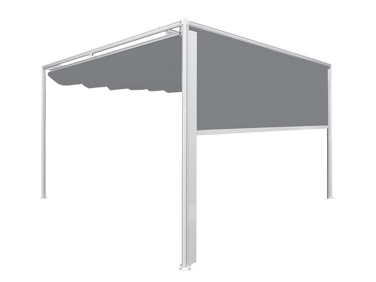 Freestanding pergola TOSCA PLUS by KE Outdoor Design