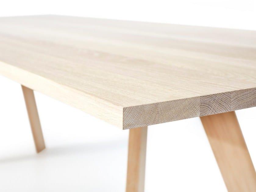 TOSH   Panca in legno