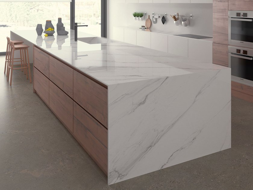 Surface for worktops and furniture TOUCHÉ ITOP by Inalco
