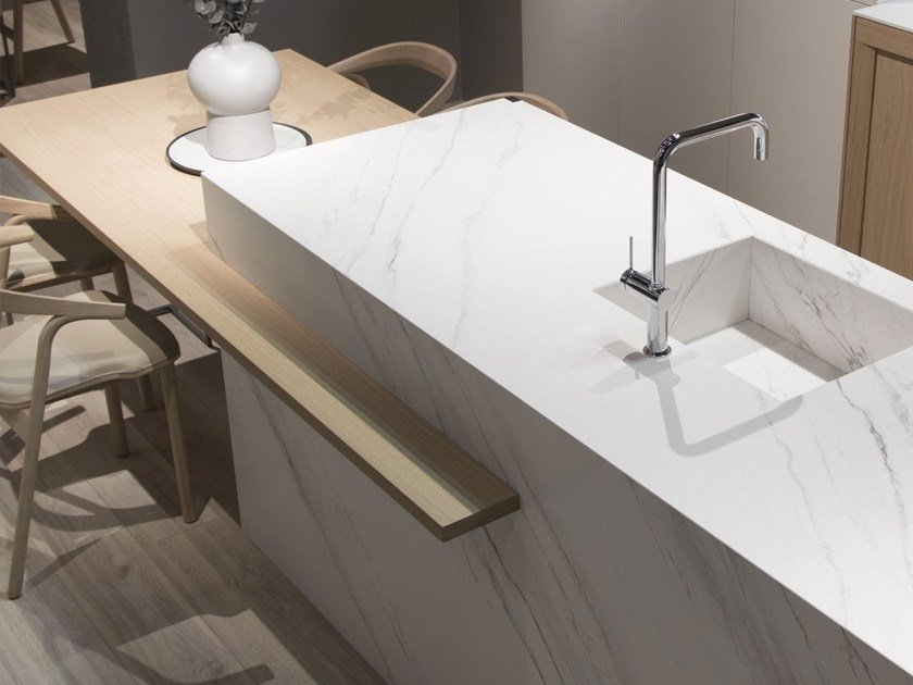 Touch itopker by inalco for Encimera gres porcelanico
