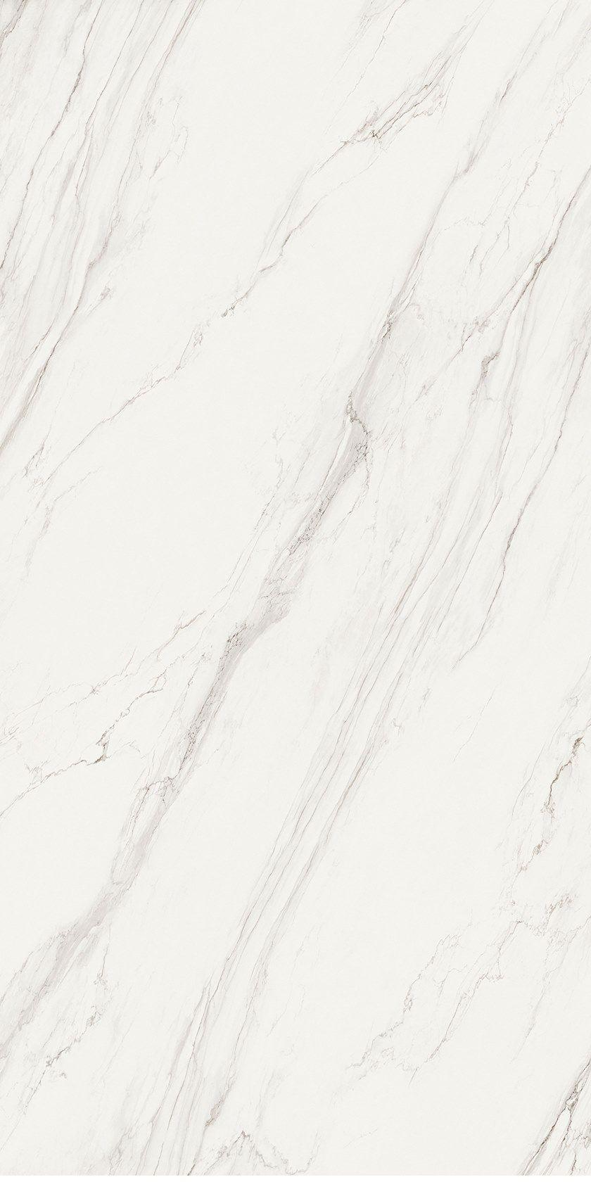 Touché Super Blanco-Gris Pulido Brillo / High-gloss Polished 150x300 cm