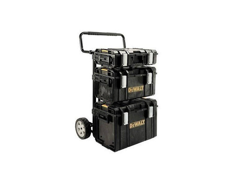 Warehouse carts TOUGH SYSTEM - SISTEMA COMPLETO by DeWALT
