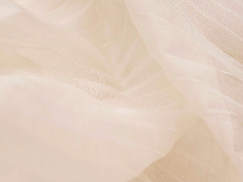 Solid-color polyester fabric for curtains TOURMALET by Gancedo