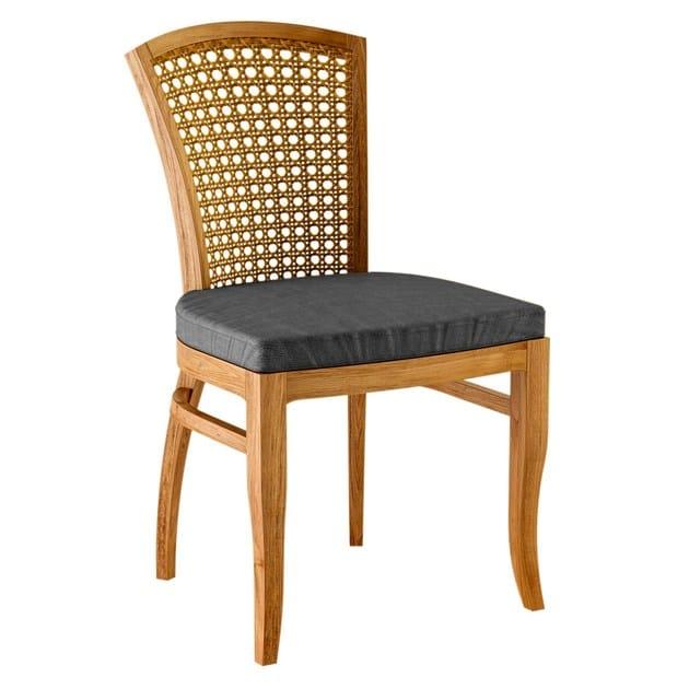 Deco teak garden chair TOURNESOL   Garden chair by ASTELLO