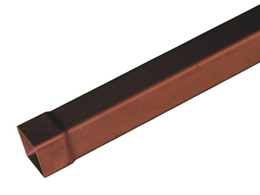 Tubo pluviale quadrato TPQM11 / 12 / 13 by First Corporation