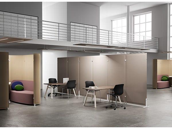 Ufficio Open Space Dwg : Postazioni di lavoro ufficio archiproducts