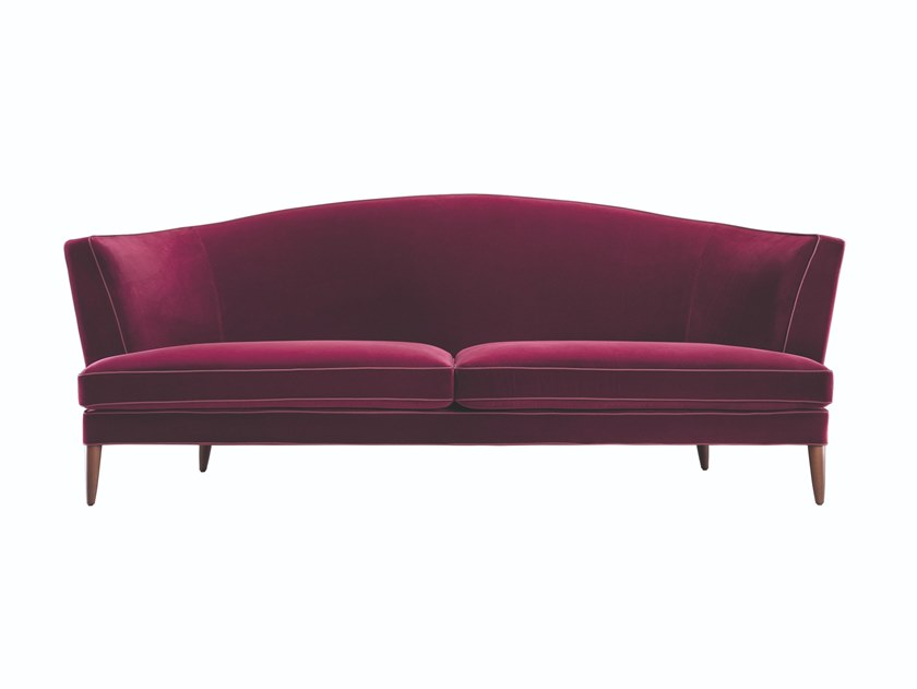 Fabric sofa TRÈSOR by Busnelli