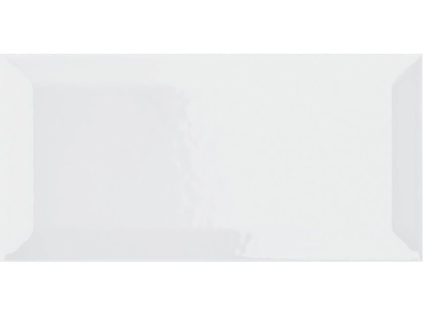 Piastrelle in gres smaltato in pasta bianca TR GHIACCIO BISELLO by CERAMICA VOGUE