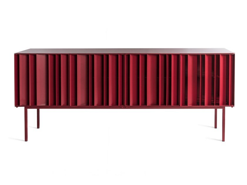 Plate sideboard with doors TRA-GUARDO | Sideboard by da a