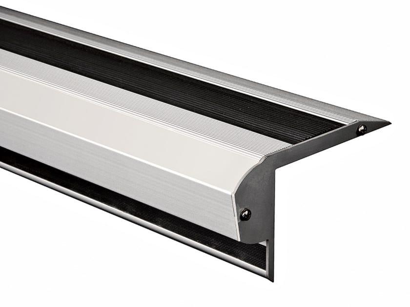 Profilo lineare per esterno in alluminio TRACCIA by Aldabra