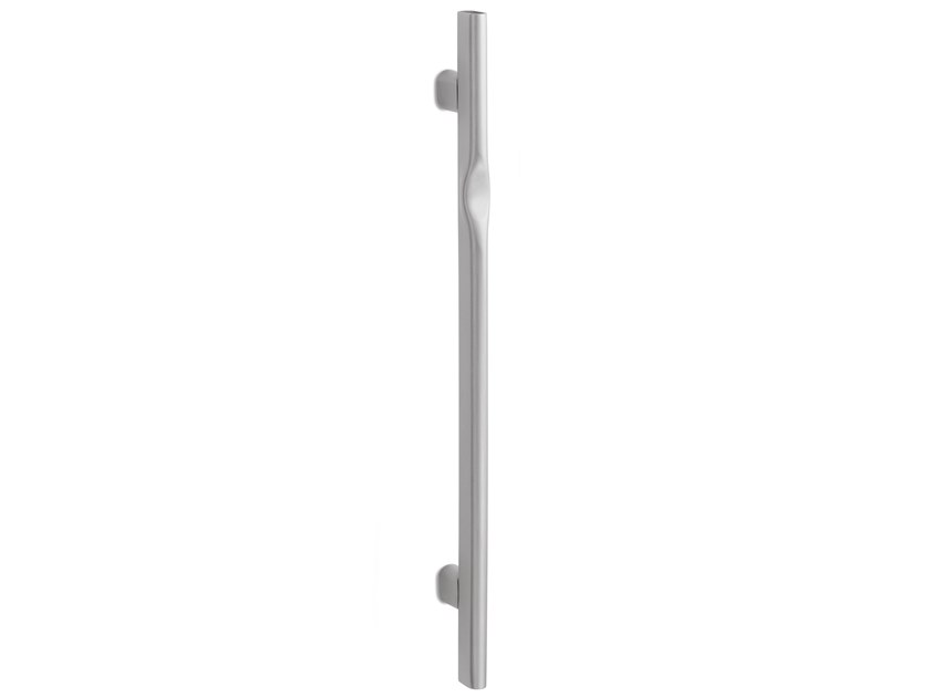 Brass pull handle TRACE | Pull handle by Ento