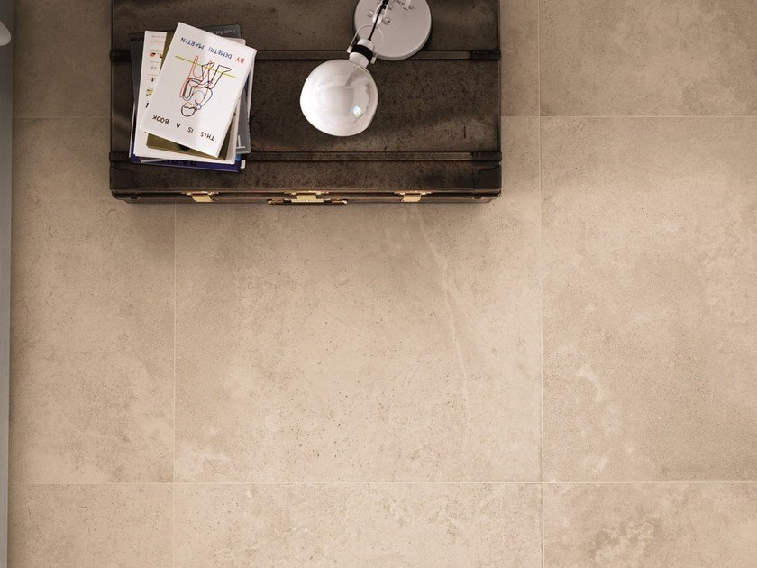 Porcelain stoneware flooring TRACE by Ragno
