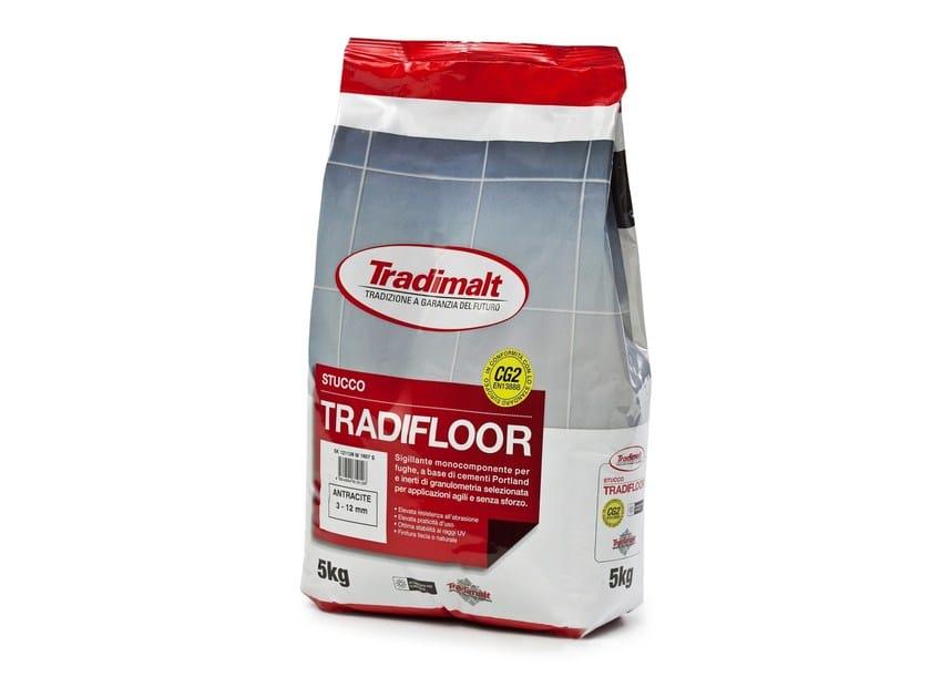 Cement sealant TRADIFLOOR by TRADIMALT