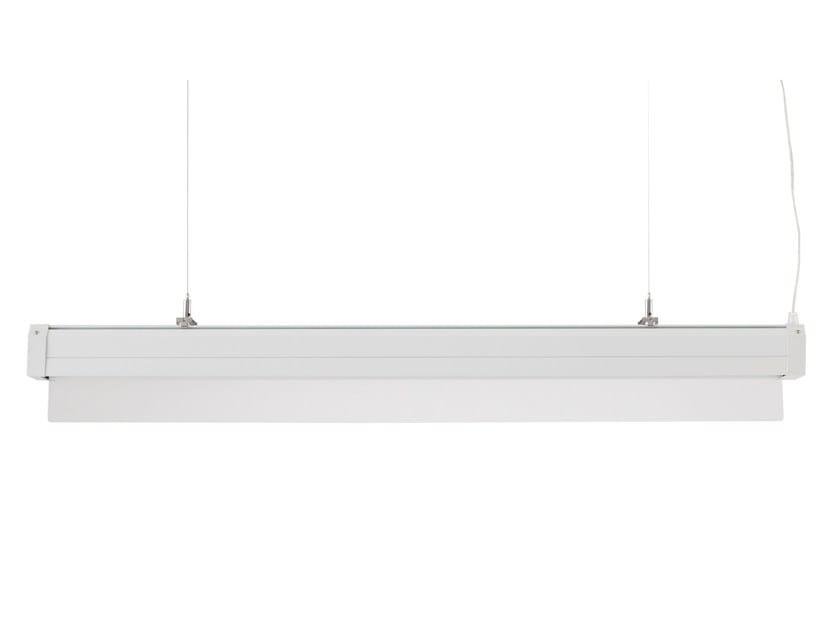 LED direct light pendant lamp TRAIL_OPTI 5 POLES by Linea Light Group