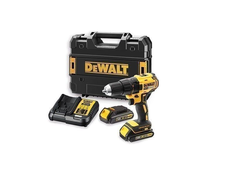Drills TRAPANO E AVVITATORE DCD777S2T-QW by DeWALT