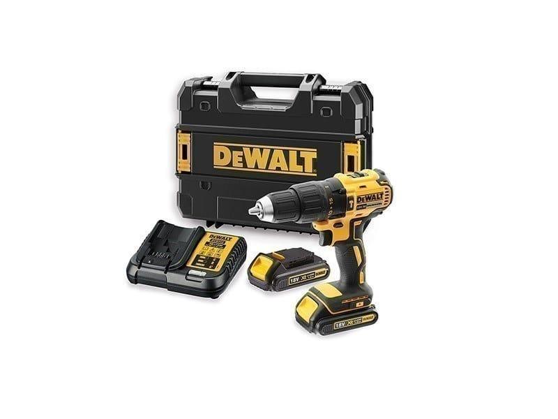 Drills TRAPANO E AVVITATORE DCD778S2T-QW by DeWALT