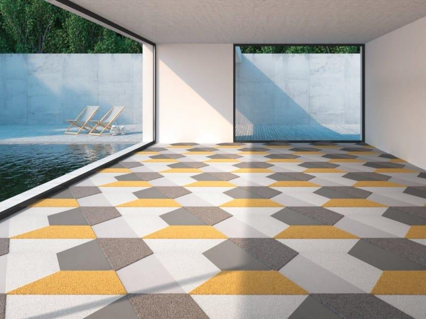 Carpeting / rug TRAPEZ by Vorwerk Teppichwerke