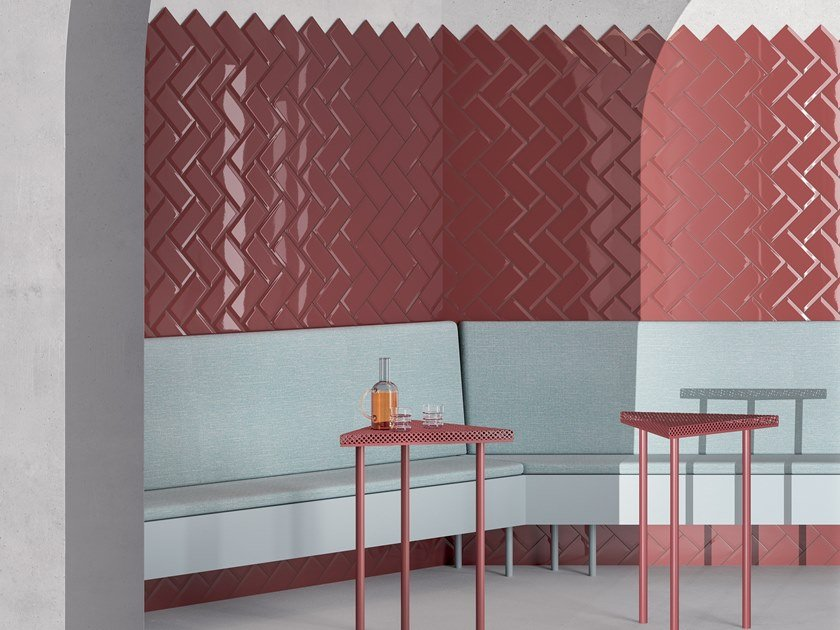 Indoor wall tiles TRASPARENZE BISELLO Lucido by CERAMICA VOGUE