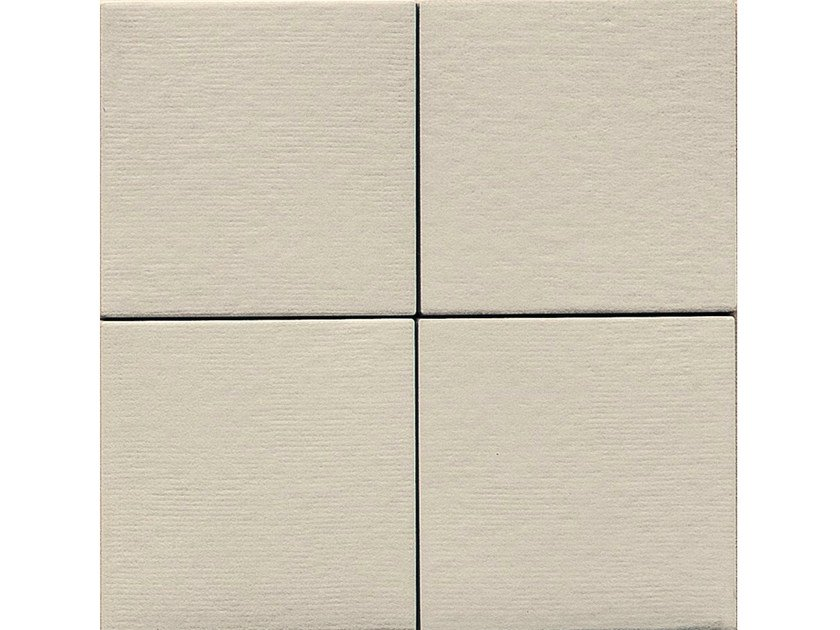 Porcelain stoneware wall/floor tiles TRATTI BEIGE by MUTINA