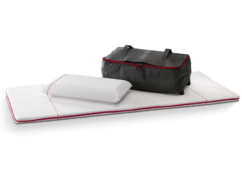 Myform® topper and pillow TRAVEL SET by Dorelan