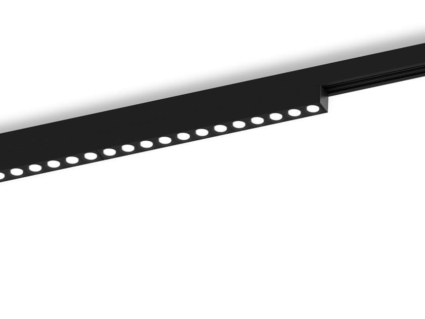 LED Track-Light TRAXX RITHM 48V TRACK by Orbit