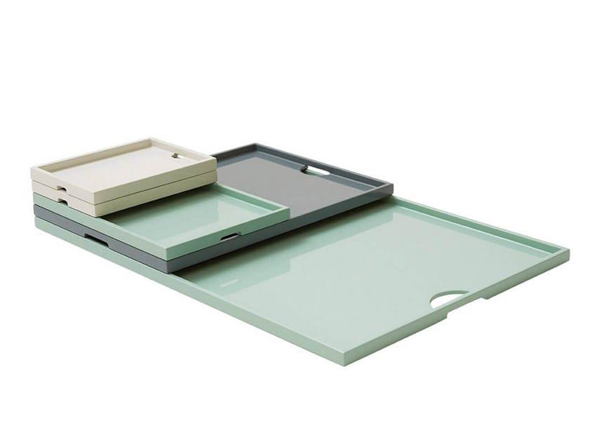 Rectangular tray TRAY by HC28