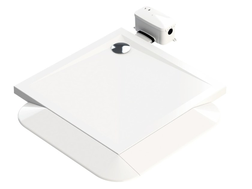 Extra flat shower tray TRAYMATIC EXT by Sanitrit