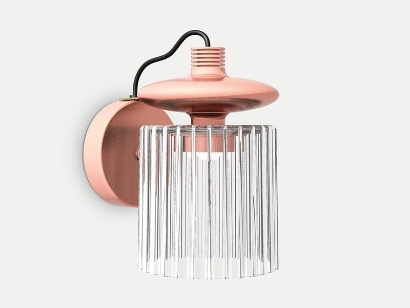 Direct light wall lamp TREAD   Wall lamp by Vetreria Vistosi