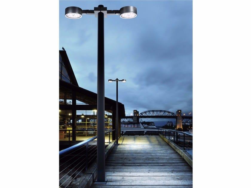 Lampione stradale a LED in alluminio TREE | Lampione stradale by GLIP by S.I.L.E