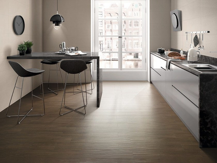 Wall/floor tiles with wood effect TREE by Love Tiles