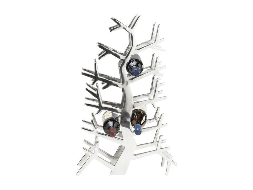 Botellero de aluminio TREE by KARE-DESIGN
