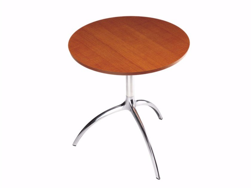 Height-adjustable round table TREE TABLE - 903 by Alias