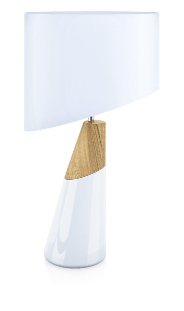 Contemporary style ash table lamp TREND - FN by ENVY