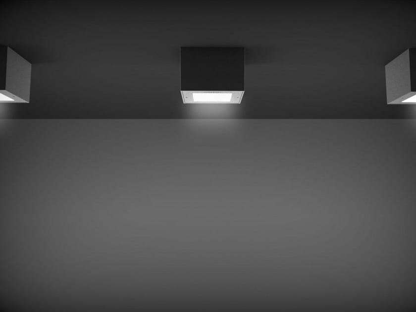 Plafoniera Da Esterno Lombardo : Lampada da soffitto a led trend top by lombardo