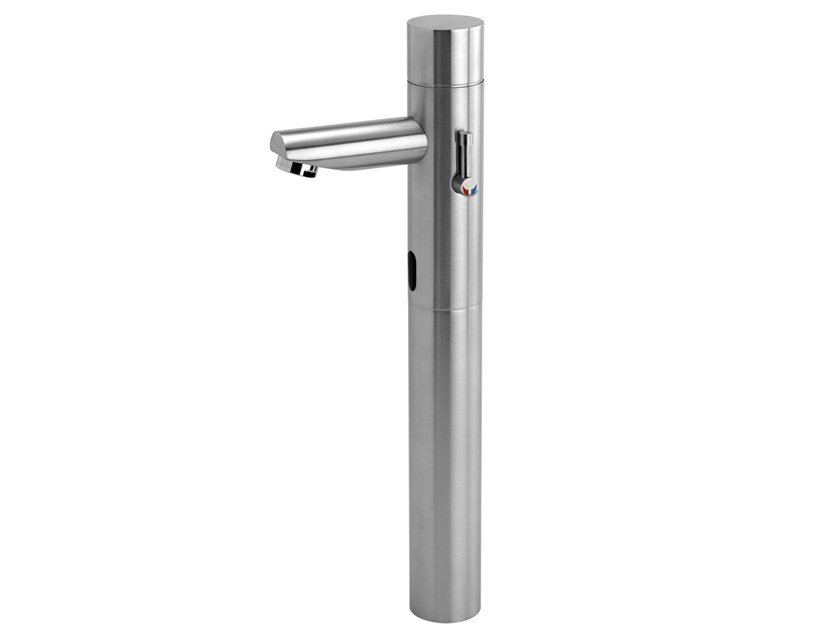 Infrared Electronic Tap for public WC TRENDY PLUS 1000 by Stern