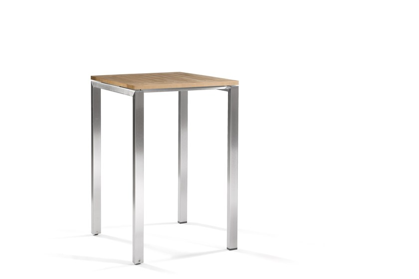Steel high table TRENTO | High table by MANUTTI