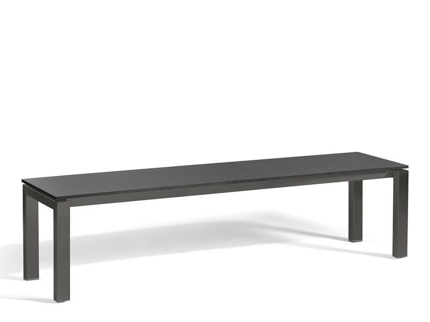 Garden bench TRENTO | Bench by MANUTTI